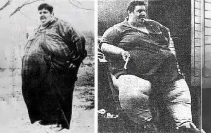 cel mai gras om
